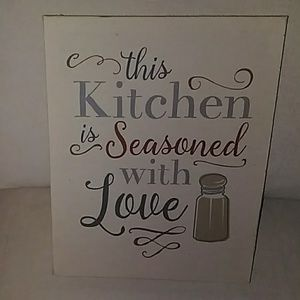 Kitchen Artwork